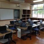 パソコン教室準備できました