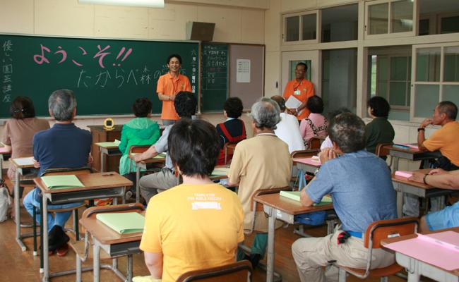 園芸初心者講座「元農業高校先生が教える優しい園芸講座」