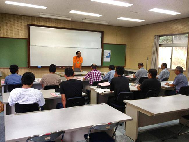 公共職業訓練が開講