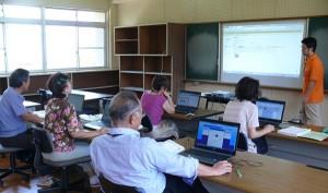 2013-パソコン基礎講座の様子3