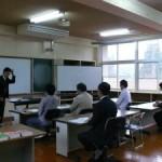 農業生産・アグリビジネス科入校式