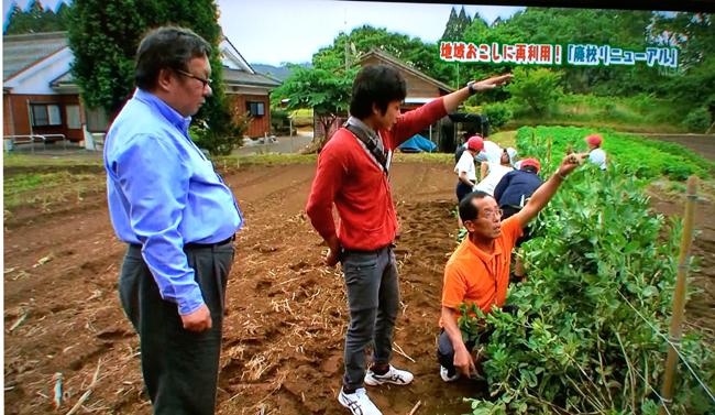 農業生産・アグリビジネス科の訓練生インタビュー