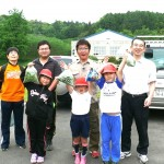 財部北小学校収穫体験