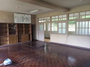 旧職員室(リニューアル前)