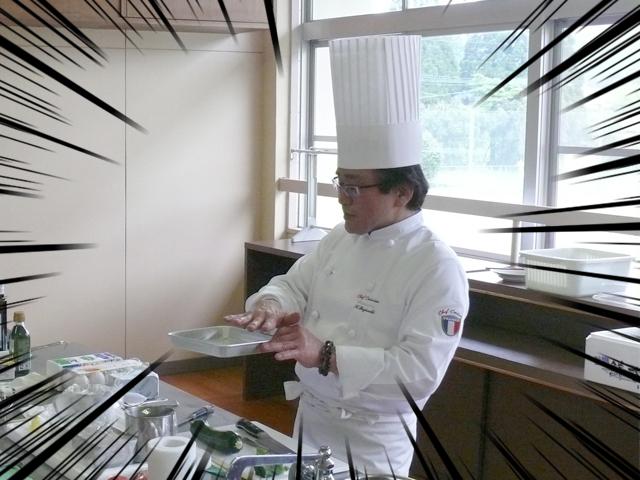 藤﨑先生変身
