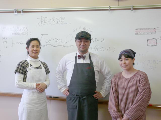 西山先生との記念撮影