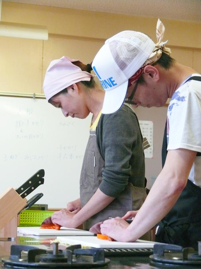 6月3日野菜調理実習3
