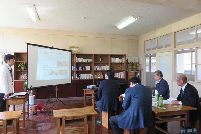 東松山市議会の皆様へ学校概要のご案内