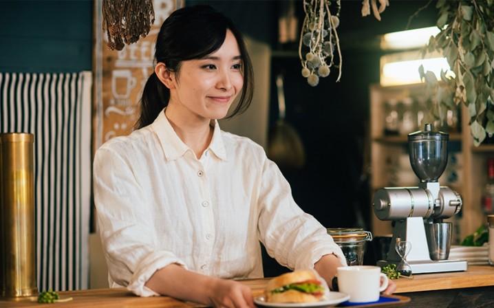カフェ経営コース(デザートや美味しいコーヒーの淹れ方)【田舎で起業体験】の参加者を募集しています。