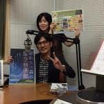 MBCラジオ「かごしま街角通信」に出演しました