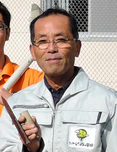 谷口 誠一校長