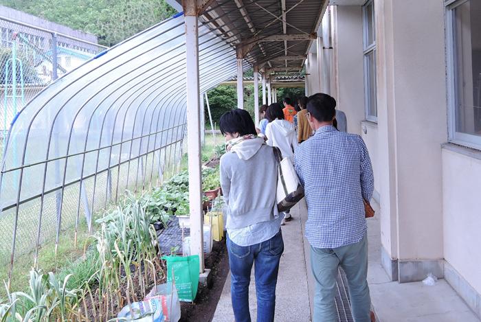 H29農業人材育成科事前説明会の様子
