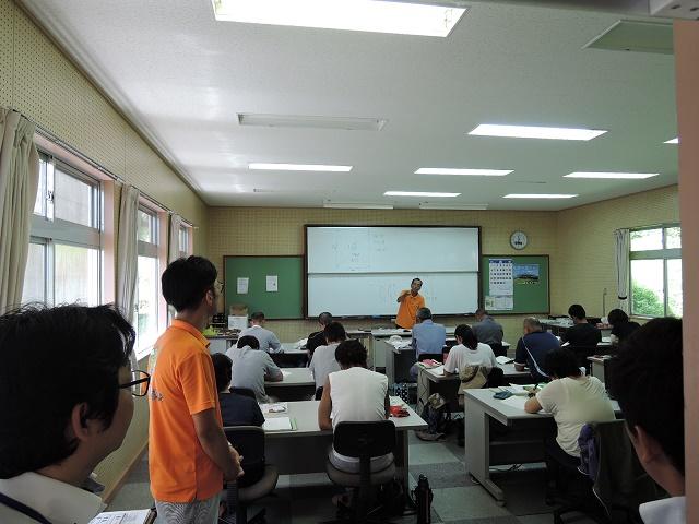谷口先生授業見学