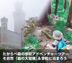 森の大冒険