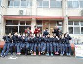 沖縄県立名護高等学校女子バレーボール部の皆さんが宿泊【スポーツ合宿】