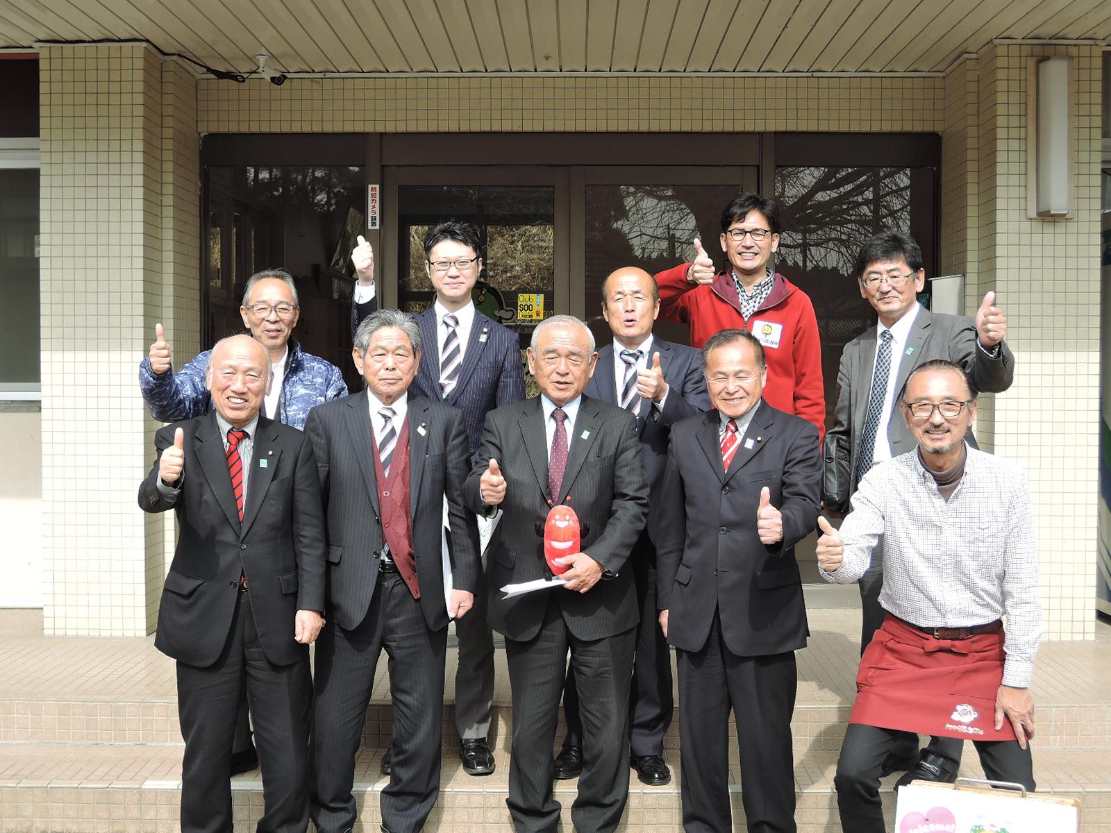 熊谷市議会の皆様が視察にいらっしゃいました(*´ω`)