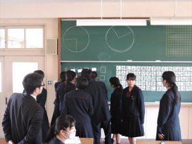 曽於高校の学生さん達が職場見学にいらっしゃいました(*´ω`*)