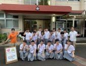 鹿児島県立沖永良部高等学校吹奏楽部の皆さまにご宿泊いただきました