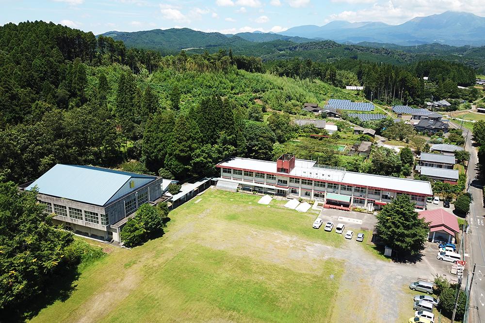 自然いっぱいの曽於市たからべ森の学校は、もっと楽しく!もっと魅力的に!