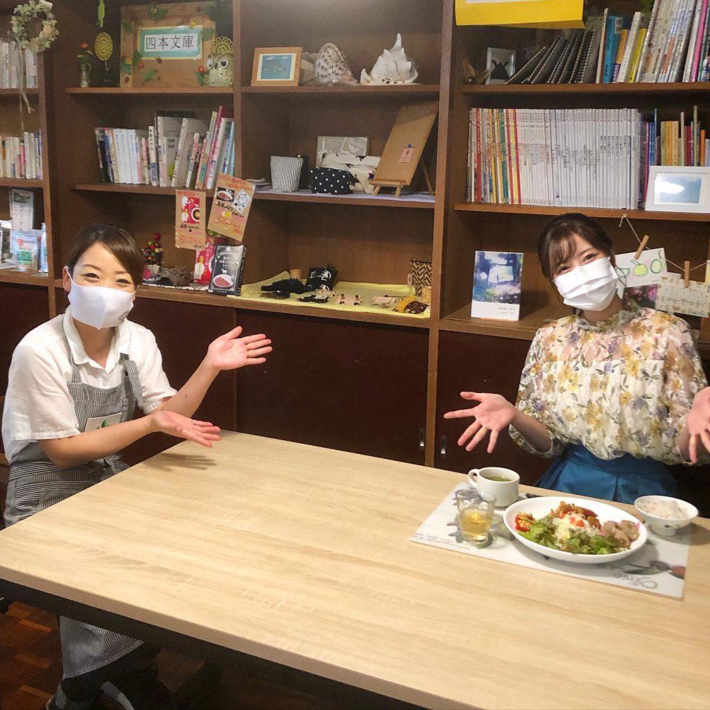 KKB鹿児島放送ぷらナビで紹介されます